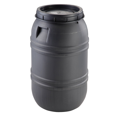 Plastic barrel 120 l.