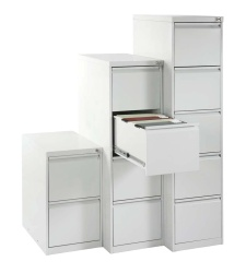 Filing cabinet - size A4, 2 section