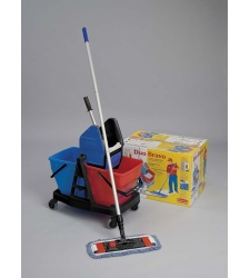 Flat mop set - all in one