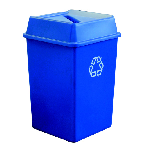 High-capacity waste bins - 132 l.