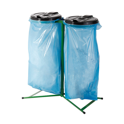 Bag stand 2x120 l. - stabil duo