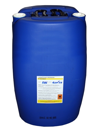 50 l. of liquid type - without table - exchange