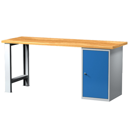 3b1cfb9fce147 Work table with a container box 2000 mm