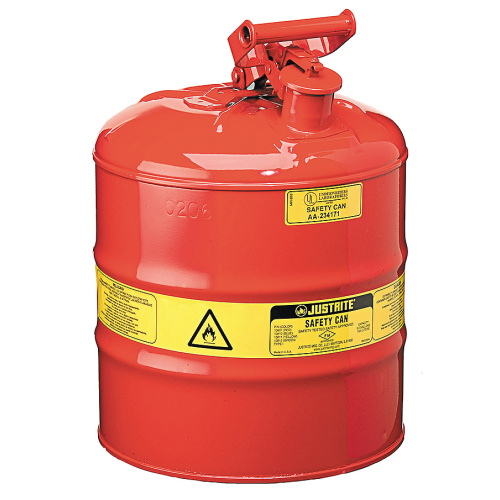 Container for combustibles Type I. - 19