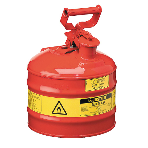Container for combustibles Type I. - 8