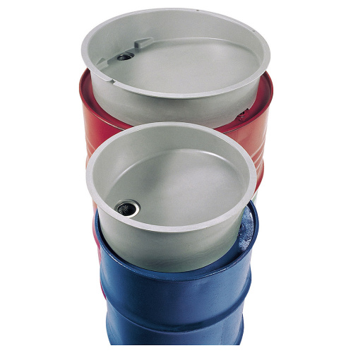 Barrel funnel - 200 ltr - plus lid