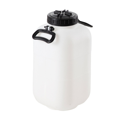 Plastic bottle - wide-necked 15 ltr
