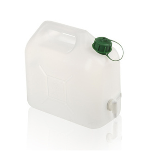 Canister with a tap - 5 ltr