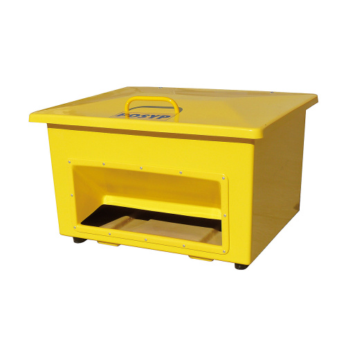 Grit container - NP - P 700