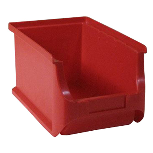 Plastic container 150x235x125 - red