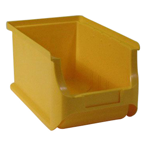Plastic container 150x235x125 - yellow