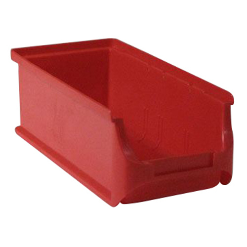 Plastic container 102x215x75 - red