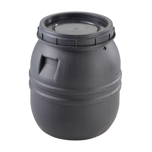 Plastic barrel 70 l.