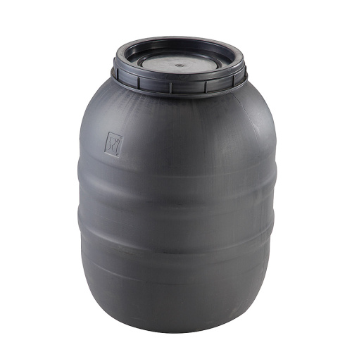 Plastic barrel 160 l.