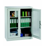 Glass-in cabinet - h = 1 500mm