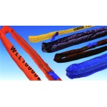 Textile wound sling - 1m