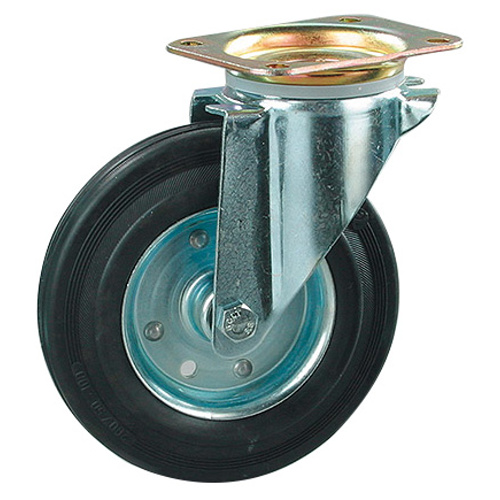 Wheel for container - without brake