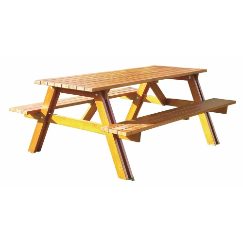 Beer table and bench set