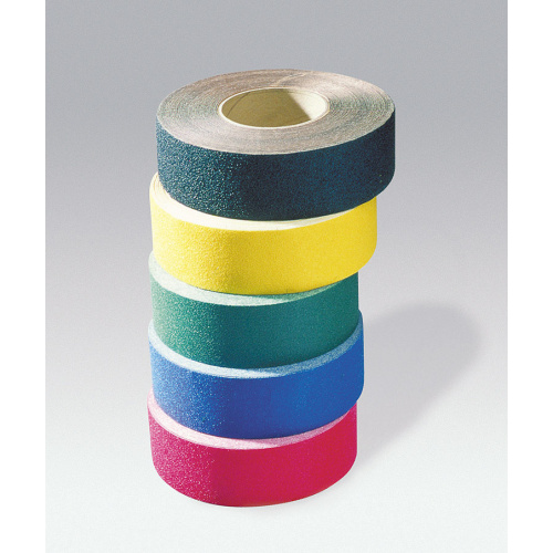 Safety antiskid tape 102 mm x 18,3 m - black