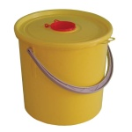 Container for medicinal waste - 15 ltr
