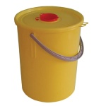 Container for medicinal waste - 20 ltr