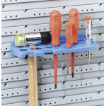 Screwdriver and hammer holder