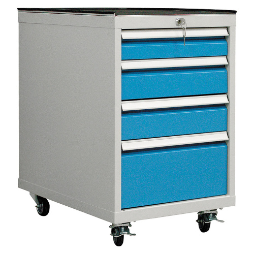 Roll cabinet - 4 drawers
