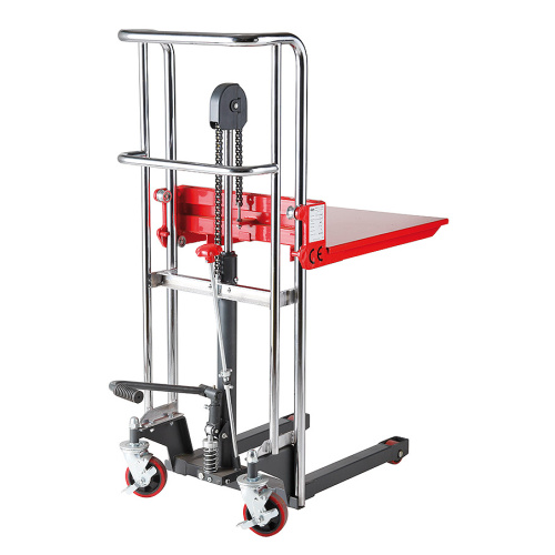 Light fork lift - load capacity - 400 kg