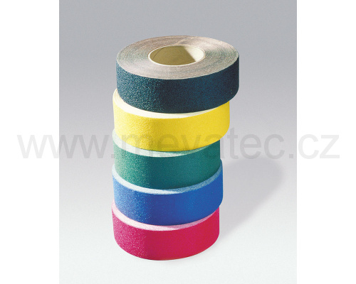 Antiskid tape 50 mm x 18,3 m - yellow