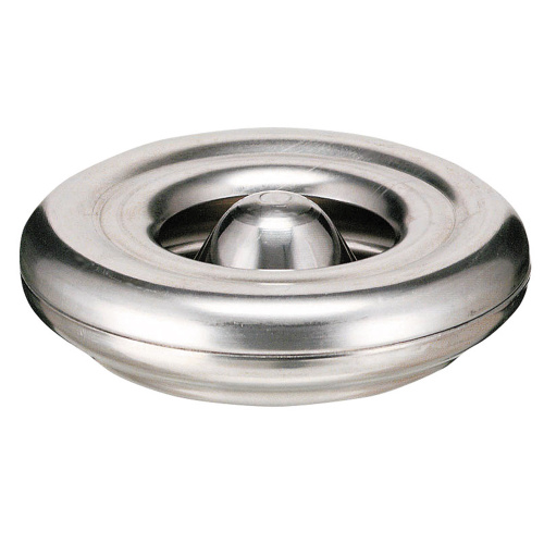 Table ashtray 1 l. - aluminium