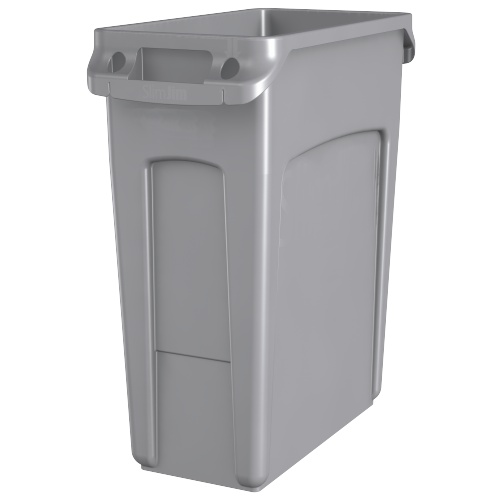 Slim Jim container for assorted waste - 87 l.