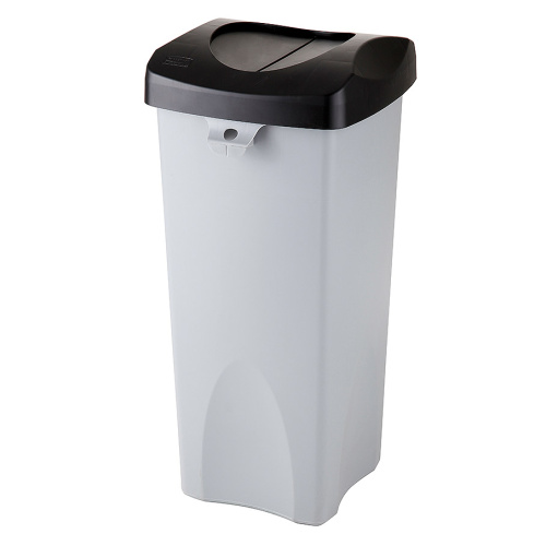 High-capacity waste bins - 87 l.