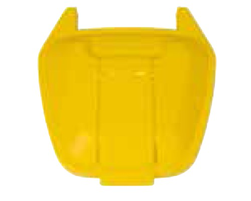 Yellow lid