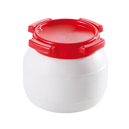 Screw lid barrels 3,6 l.