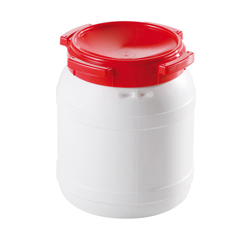 Screw lid barrels 15 l.