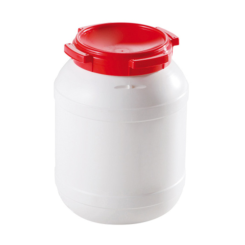 Screw lid barrels 26 l.