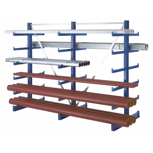 Both-side brackets - 3 stands