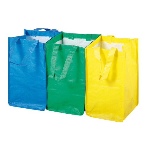 Bags for sorted waste