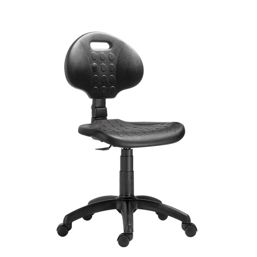Work chair with wheels