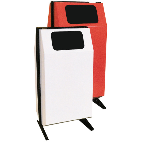 Waste bins - Wiking small 70 l. - white