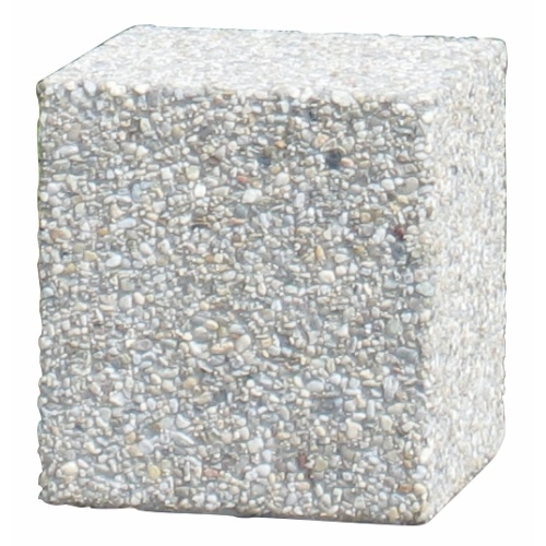 Square screeding block