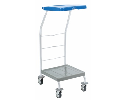 Mobile single-stand 1x120 l. blue