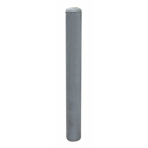 Pole made from zinc dipped steel d 89x3x150 mm