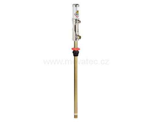 Oil pneumatic pump