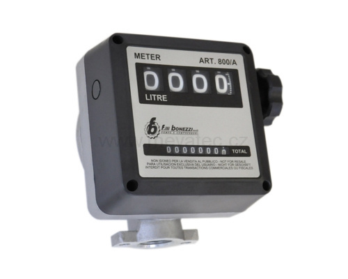 Flow-meter ro all types-analog 12,24,230 V