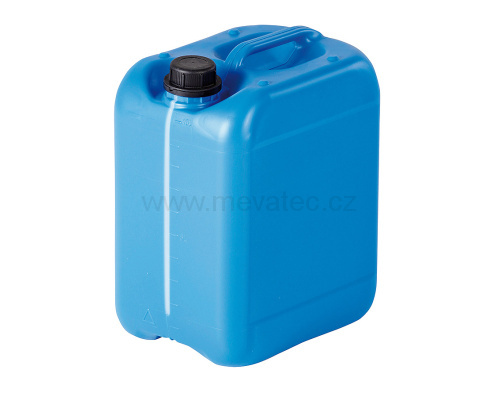 Plastic canister 10 l.