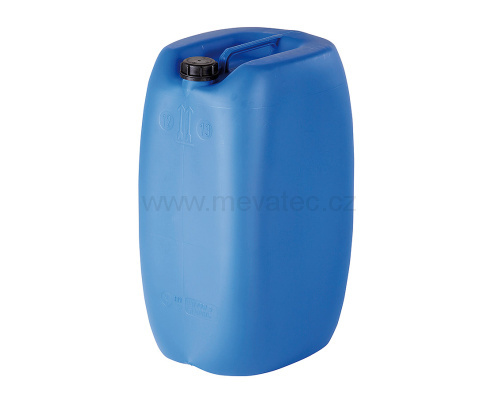 Plastic canister 60 l.