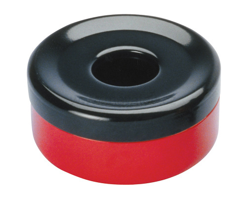 Table ashtray 150 mm - red/black