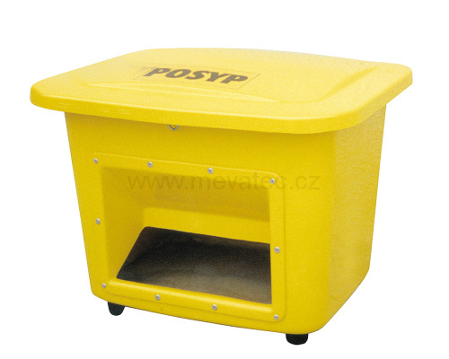 Grit container - NP - P 250