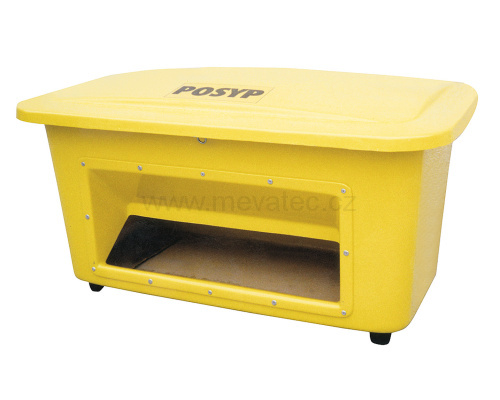 Grit container - NP - P 450